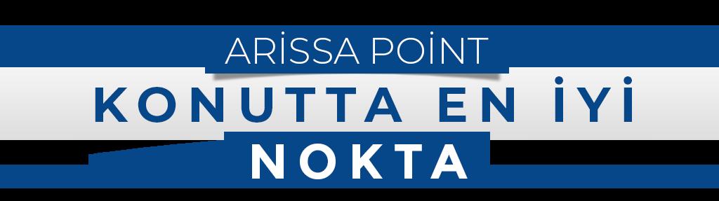 Batıkent'in en donanımlı konut projesi Arissa Point